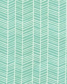 Joel Dewberry Modern Meadow Herringbone Lake from Designed by Joel Dewberry for Free Spirit Fabrics, this fabric features an abstract herringbone design in white and dark blue. Use for quilting and craft projects. Surface Design, Surface Pattern, Textures Patterns, Fabric Patterns, Sewing Patterns, Wallpaper Patterns, Curtain Patterns, Textiles, Fabric Design