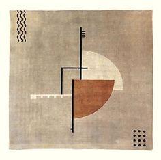"""art deco france from a cartoon of ivan da silva bruhns Circa 1925 cm 293 x 301 (9'7"""" x 9'10"""")"""