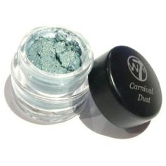 W7 Carnival Dust Eyeshadow - Gold Teal >>> Learn more by visiting the image link. (This is an affiliate link) #EyeMakeup