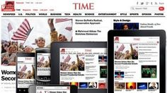 Time Moves to Responsive Design