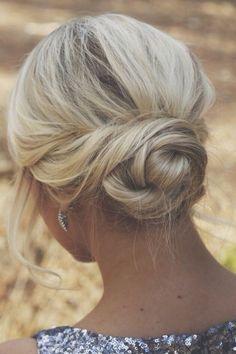 Aprenda o penteado: Coque Chignon