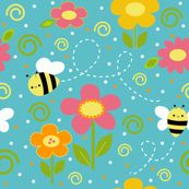 Bee Happy! by clayvision