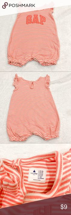 LAURA ASHLEY baby girl floral ROMPER flutter sleeves eyelet lace trim 0//3M BNWT