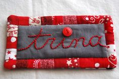 Quilt Guild Nametag