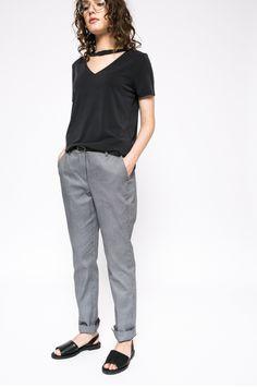 Spodnie i legginsy Eleganckie  - Medicine - Spodnie Nocturne