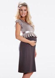 kleid festlich schwanger