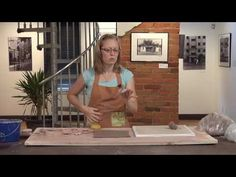 Pottery Video: Roller Stamps - A Genius Handmade Tool for Making Lines on Pottery - AMY SANDERS - YouTube