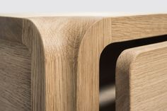 Contemporary sideboard / solid wood - by Ado Avdagić - MS&WOOD