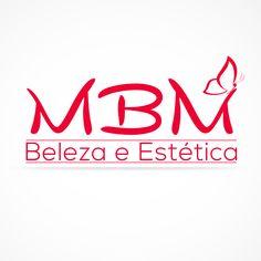 Logotipo da MBM Beleza e Estética
