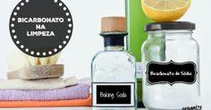 Um dos produtos que não pode faltar em casa (e aqui no blog) é o Bicarbonato de sódio. O Bicarbonato é um produto natural, eficiente e pode ser usado na limpeza de diversas superfícies, adoro! Pra quem quiser conhecer algumas das maravilhas desse pozinho mágico, reuni dicas maravilhosas no vídeo pra você =) Se você […]