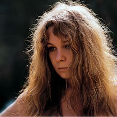 Sandy Denny  -  Such a beautiful voice - was lucky enough to see her perform a number of times with Fairport and Fotheringay.
