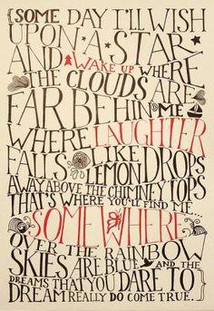 Wizard of Oz. Love it.