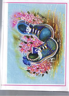 pintura em tecido 2 - maria serafina aguiar - Álbumes web de Picasa