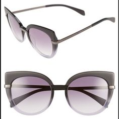 7270b8cb4034 Authentic Marc By Marc Jacobs Cat-Eye Sunglasses