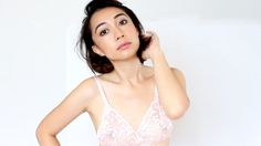 DIY Yourself A Cute Lace Bralette For Almost No Pennies
