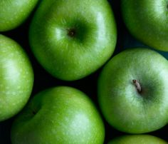 Stay Fuller Longer With These High-Fiber Foods: Apples. No wonder apples are a superfood: A large apple has 5 grams of fiber and about 120 calories--not bad for a humble grocery store standby! But don't break out the veggie peeler: Nearly half of an apple's fiber is in the skin, so eat the whole fruit to get the most beneficial snack possible. #SelfMagazine