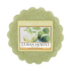Cuban Mojito* - A chilled mix of mint and lime, as refreshing as a tall, icy concoction on a tropical day.