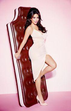 Kardashian Kollection Fall 2014 for Lipsy Campaign x Kim
