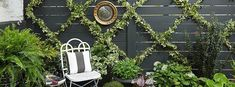 Build a Chic and Easy DIY Garden Trellis Uninterested in the identical outdated backyard mattress stuffed with flowers? You may create a vertical backyard in any a part of your yard with a trellis. This brings the attention upward and makes . Wire Trellis, Garden Trellis, Trellis On Fence, Plant Trellis, Fence Garden, Lattice Fence, Diy Garden, Garden Projects, Summer Garden