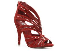 Two Lips Suzie Sandal - Red