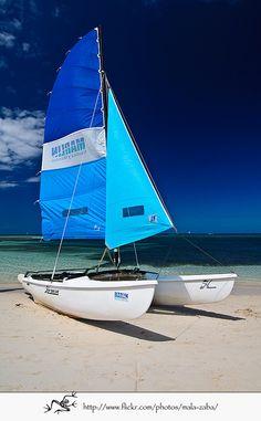 wish I could sail away