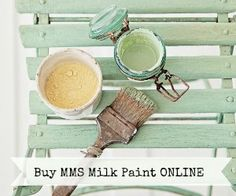 IN CASE YOU MISSED IT | wax puck tutorial | Miss Mustard Seeds Milk PaintMiss Mustard Seeds Milk Paint