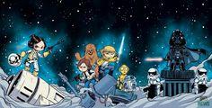 Skottie  Young Star Wars