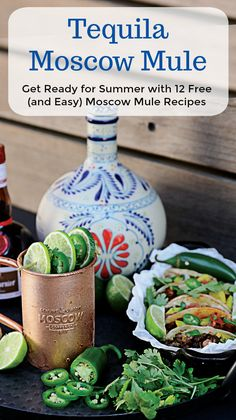 The authority site to find the very best, mouth-watering Moscow Mule recipes when looking outside the classic vodka, ginger beer, lime and copper mug. Ginger Peach, Ginger Beer, Mule Drink, Moscow Mule Recipe, Copper Mugs, Bar Signs, Bar Ideas, Mixed Drinks, Sangria