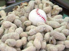 baseball centerpieces - Google Search