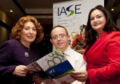 Minister of State Kathleen Lynch performed the official launch of the IASE's new three-year strategy, entitled Opportunities for Renewal and Equality, on Thursday, November 14.  The strategy sets out six main priorities for 2014 to 2016 to increase employment opportunities for people with disabilities through supported employment. READ MORE. http://www.iase.ie/pages/news/latest_news.html
