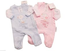 BNWT Tiny Premature Preemie Baby Princess Romper Suit hat Clothes