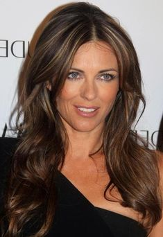dark brown hair with lowlights | Fall Hair Colors 2012 - Women's Fashion Gallery - Photo Collections