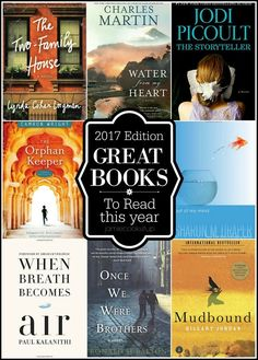 Great Books to Read this Year (2017 edition) and fun GIVEAWAY from Jamie Cooks It Up!