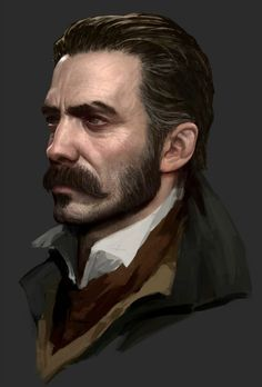 Concept art. Sir Galahad - The Order: 1886 ★ Find more at http://www.pinterest.com/competing/: