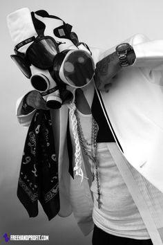 Air Jordan XI Concord Gas Mask – Riot Gear Is Always Useful  www.soletron.com