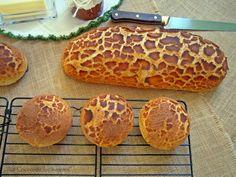 La Cocina de los inventos: Pan Tigre (o Jirafa)
