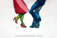olhar-nas-imagens:  pirimirefiolanka:  basic jive steps  Prin! perfume-dos-sonhos Dançando até agora? rsrs  Ha!Ha!Ha! Adorei. Tks. Bjs. Mimo de Helena