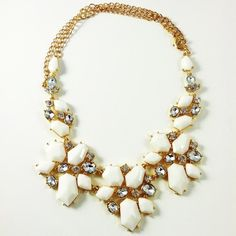 I can tell TheVesterie.com is going to get a lot of my money, and they haven't even launched yet!  Gorgeous statement pieces and great prices.