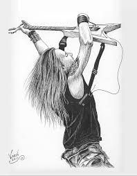 alexi laiho drawing