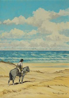 "FRC - ""COMO UN DOBLE CIELO"" - 1995 Gaucho, Places To Travel, Paintings, Cartoon, Folklore, Palaces, Bouquets, Horses, Argentina"