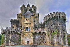 Butrón is a castle located in Gatika, in the province of Biscay, in northern Spain.