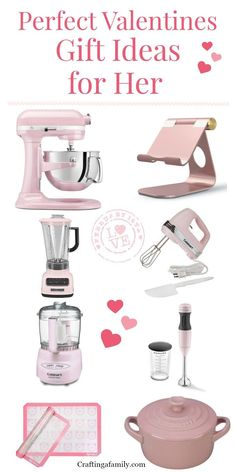 Valentines Gift Guide For The Baker In Your Life. 10 Perfect Gift Ideas To  Say