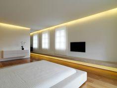 linear lighting | Casa in Toscana  VICTOR VASILEV