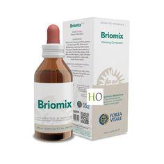 Briomix (Ginseng Composto) 100ml Forza Vitale