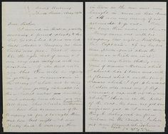 robert gould shaw letters letter written by col robert gould shaw history 2568