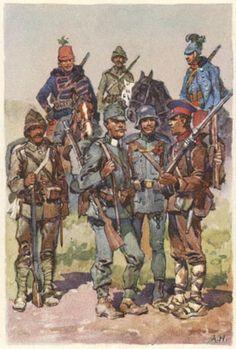 Austrian Army in WW1