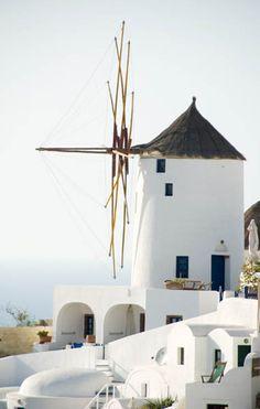 Oia, Santorin (Greece)