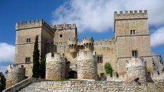 DE Real Castles, Beautiful Castles, Medieval Fortress, Castle Ruins, Walled City, Secret Places, Old Buildings, Spain Travel, Trip Planning