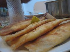 Breek (the famous tunisian snack or starter!) Mom, we must make this on one of our nights!