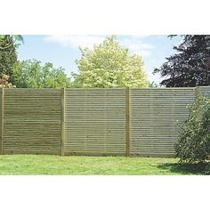 grange contempary fence panels 179 x 18m 4 pack images screwfix